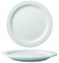 Porcelán Cléry, talíř mělký