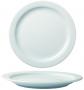 Porcelán Cléry, talíř mělký, průměr 23 cm